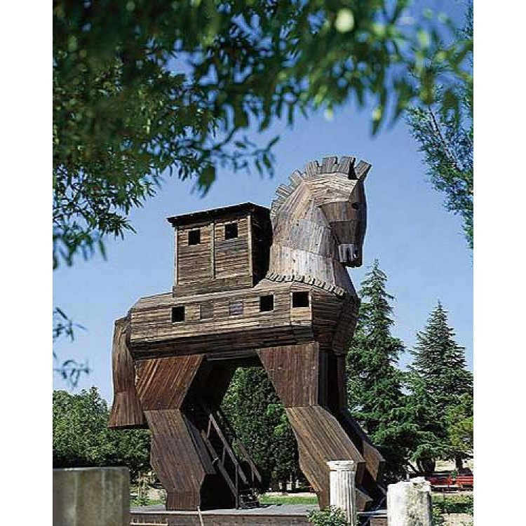 Gallipoli Troy Tours from Istanbul (2 Days 1 Night)